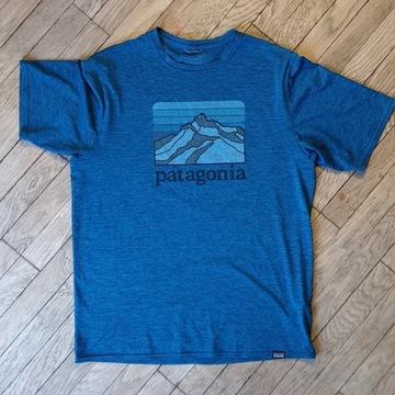 Patagonia capilene tee shirt rozmiar S