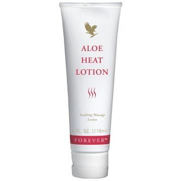 Forever Aloe Heat Lotion rozgrzewająca mięśnie
