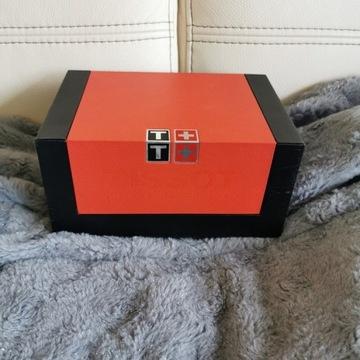 Oryginalne pudełko etui do zegarka Tissot