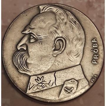 10 złotych 1934r Próba