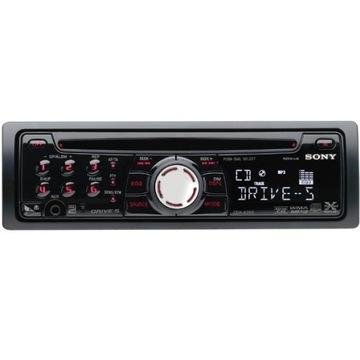 Radioodtwarzacz CD Sony CDX-A250