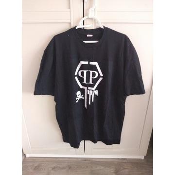 Koszulka logo Philipp Plein rozmiar XL