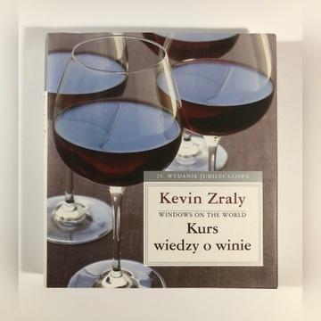 Kevin Zraly Kurs wiedzy o winie 25 wydanie jubileu