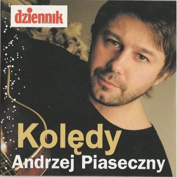 Kolędy Andrzej Piaseczny - płyta CD