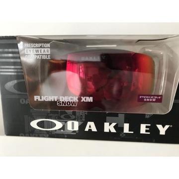 Gogle Oakley Flight Deck XM Prizm Black/Torch Irid