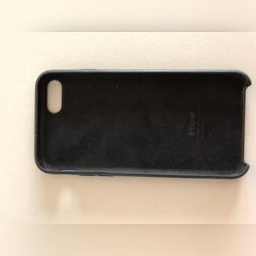 Etui silikonowe case iPhone 7/8 czarny
