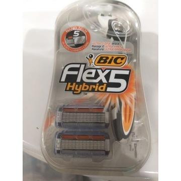 Maszynka - Bic Flex 5 hybrid