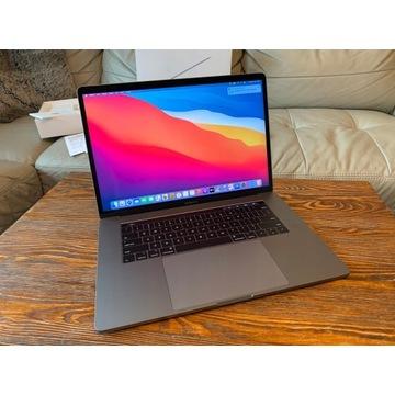 """MacBook Pro 15"""" 7700HQ 16/256 jak nowy"""