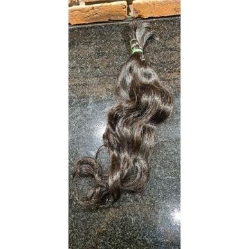 Włosy rosyjskie (kolor#2) 89gr 50cm