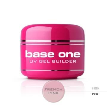 Żel budujący Silcare Base One French Pink 30g