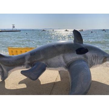 Rekin dmuchany duży ok. 140 cm