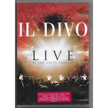 IL DIVO - LIVE AT THE GREEK THEATRE. DVD