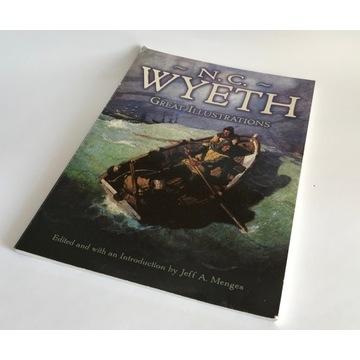 N.C. Wyeth Great Illustrations album
