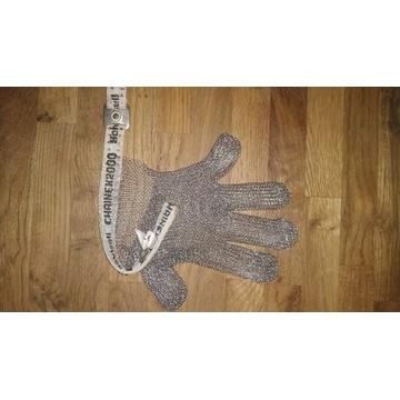 Rękawica metalowa