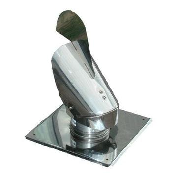 Strażak na komin SPIROFLEX  ROTOFLEX 130 z płytą
