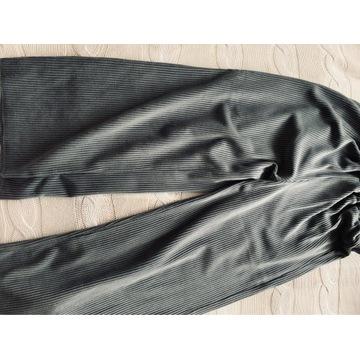 Spodnie grafitowe szerokie 7/8, Reserved rozm 152