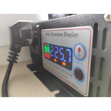 Przetwornica 12V do 230V 3000W czysty sinus