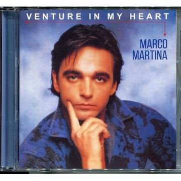 MARCO MARTINA Venture In My Heart BEST OF