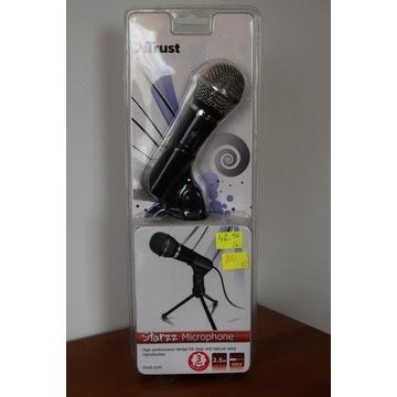 Mikrofon Trust Starzz Statyw NOWY