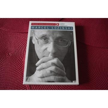 MARCEL ŁOZIŃSKI - POLSKA SZKOŁA DOKUMENTU - 2 DVD