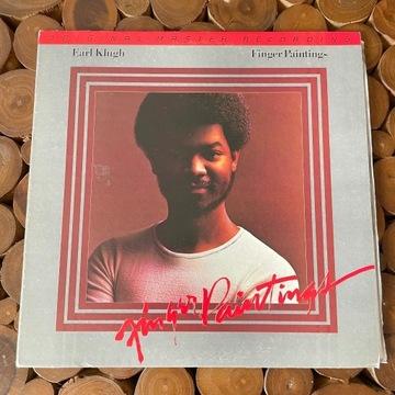 Earl Klug - Finger Printings LP (77r MFSL Japan)