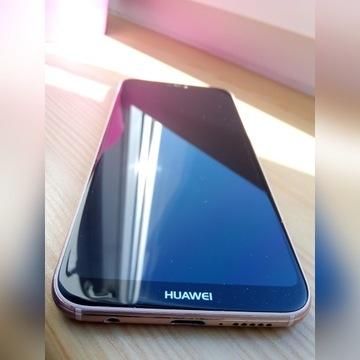 Huawei P20 Lite różowy idealny
