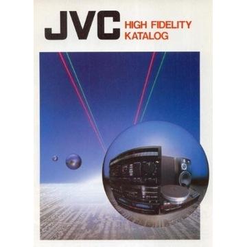 Katalog JVC z 1982