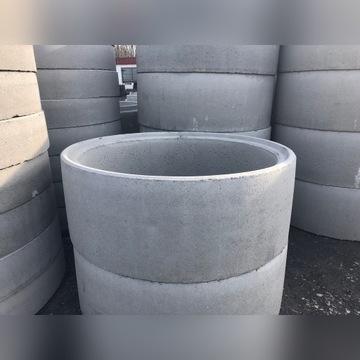 Kręgi betonowe Krąg 80/25cm studnia zbiornik W-Wa