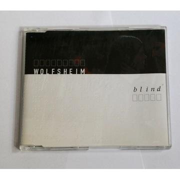 Wolfsheim - Blind singiel CD