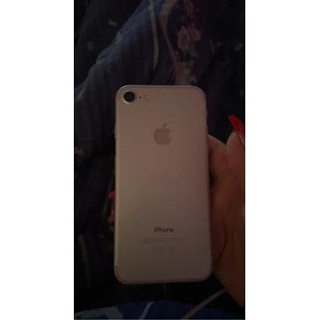Iphone 7 + nieoryginalna ładowarka