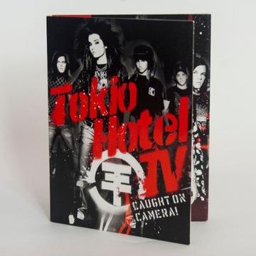 Tokio Hotel: Caught on camera, DVD