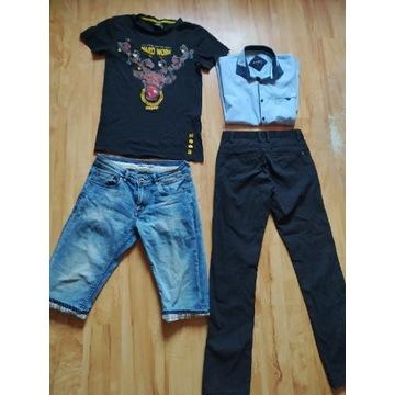 Paka 164/170 jeansy r. 30