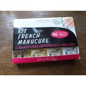 Zestaw do manicure francuskiego nowy prezent