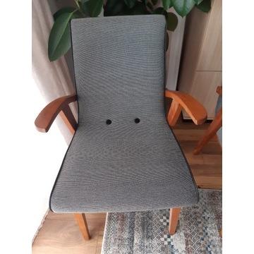 Fotele prl, proj. M. Puchała, vintage
