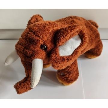 słonik słoń trąbi - z panelem interaktywnym
