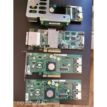 Kontroler SAS/SATA D2507-C11 i D2516-D11