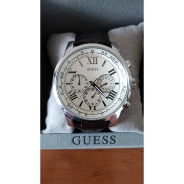 Męski zegarek GUESS W0380G2