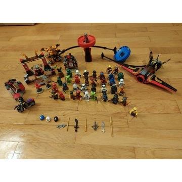 Ludziki figurki LEGO NINJAGO 38 szt.