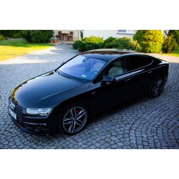 Audi A7 3.0 TDI Competition 326 KM