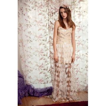 Lana Nguyen - suknia ślubna boho 36