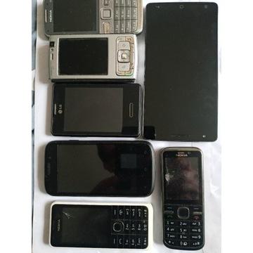 Telefony i smartfony