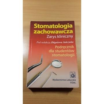 Książka Stomatologia Zachowawcza Jańczuk