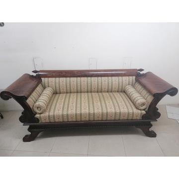 Kanapa (sofa) biedermeier