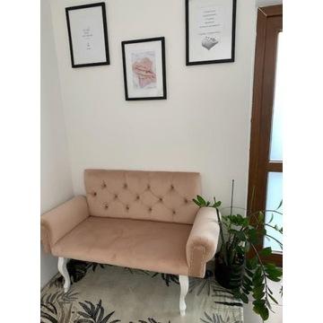Sofa, sofka, poczekalnia 135 cm