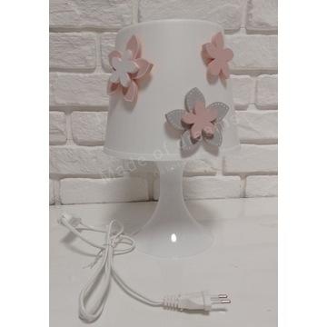 Lampka 3d wzór 001 handmade