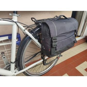 orba sakwa rowerowa Vaude Cyclist Briefcase 15L