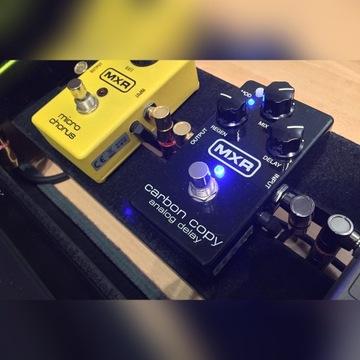 MXR Carbon Copy - Analog Delay (Efekt gitarowy)