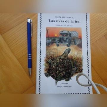 JOHN STEINBECK Las uvas de la IRA - stan BDB-