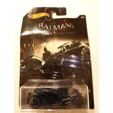 ARKHAM KNIGHT BATMOBILE Batman Hot Wheels