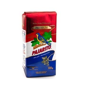 Pajarito Premium Despalada Yerba Mate 500g  Pajari